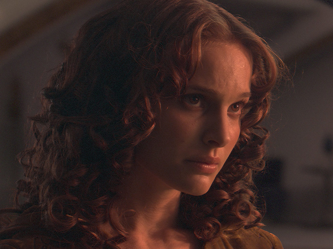 Padmé in Star Wars: Revenge of the Sith