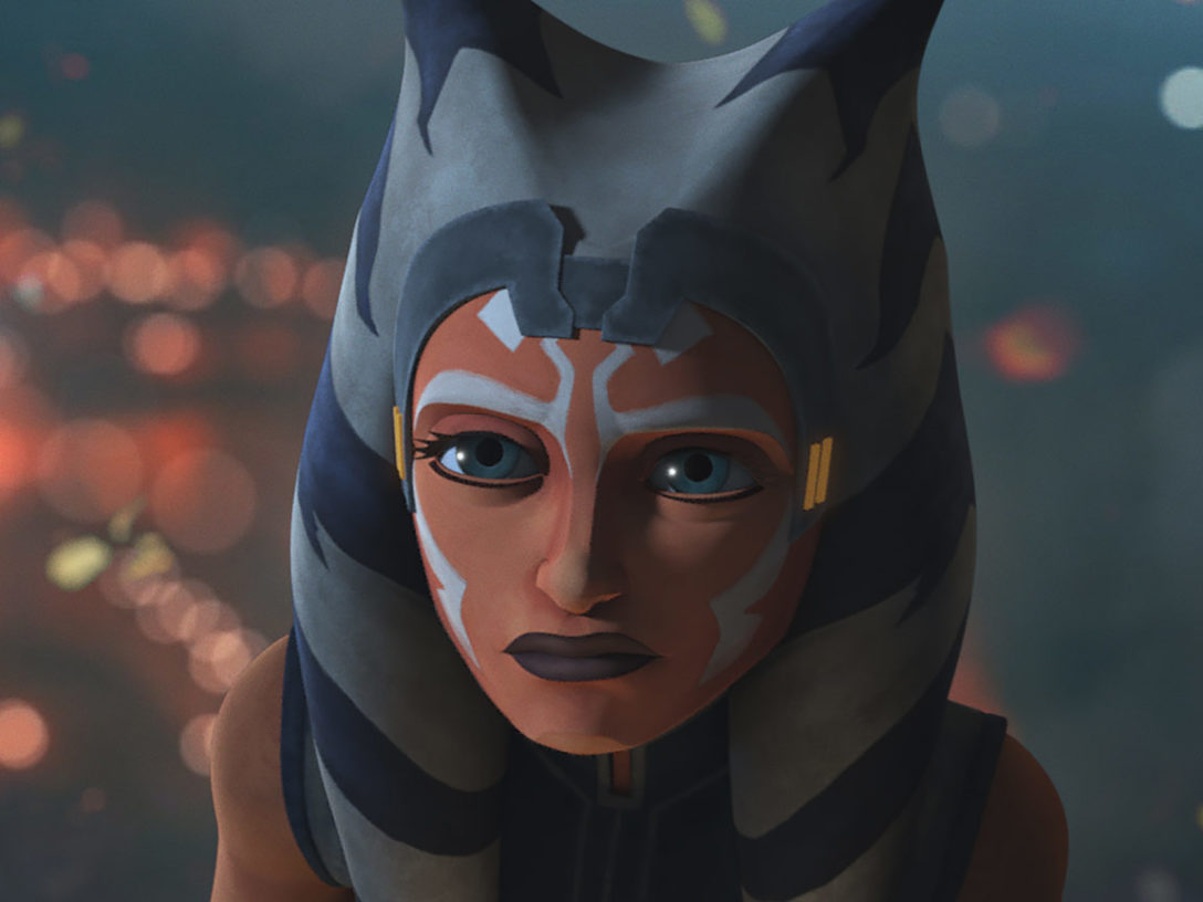 "Ahsoka in ""The Phantom Apprentice"""