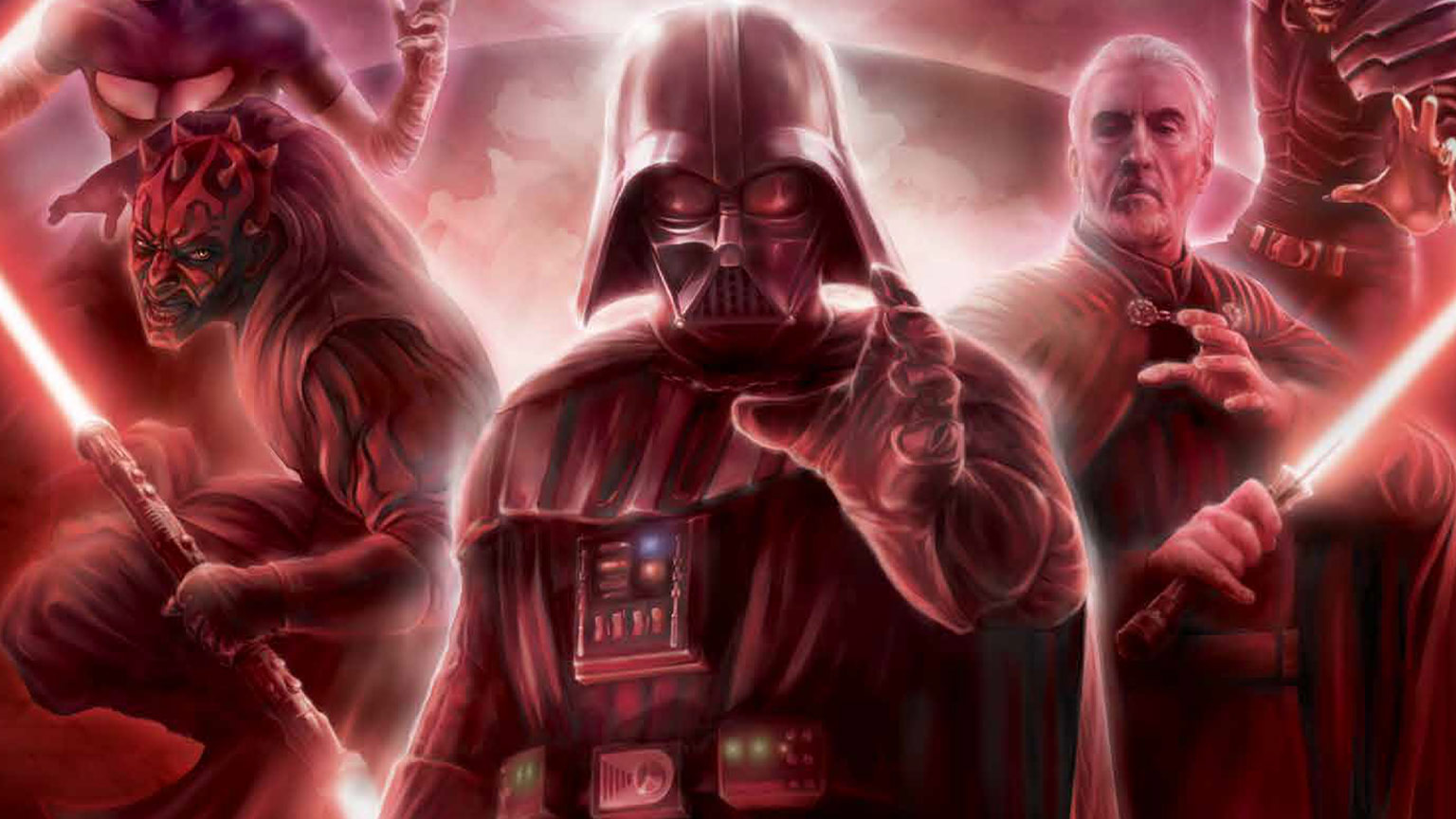 The Secrets of the Sith cover