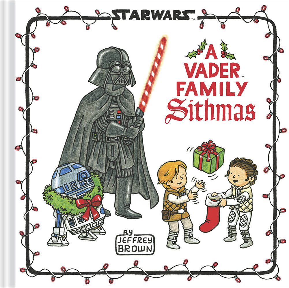 Star Wars: A Vader Family Sithmas cover