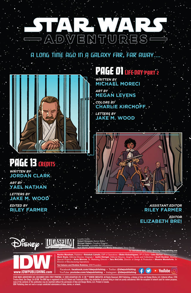 Star Wars Adventures #4 preview 2