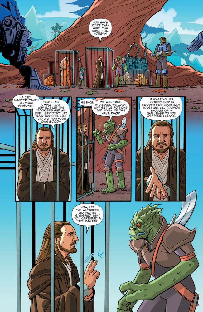 Star Wars Adventures #4 preview 3