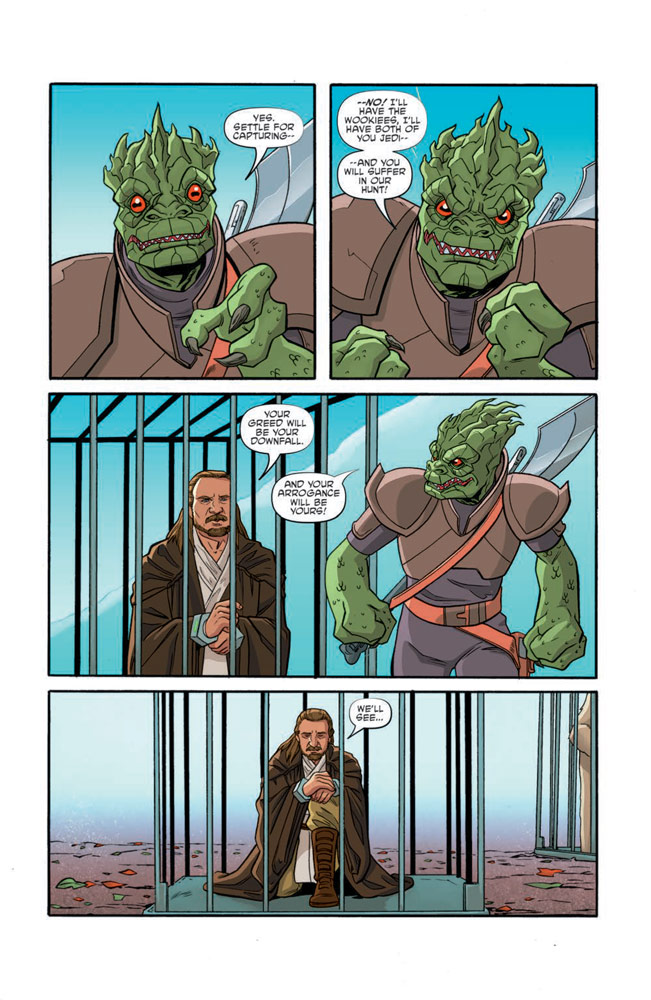Star Wars Adventures #4 preview 4
