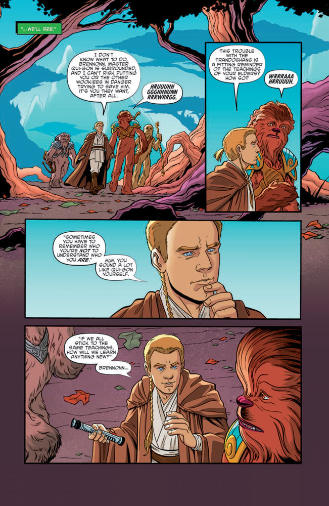 Star Wars Adventures #4 preview 5