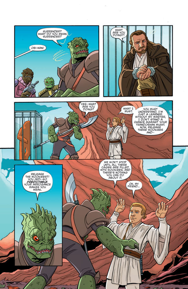 Star Wars Adventures #4 preview 7