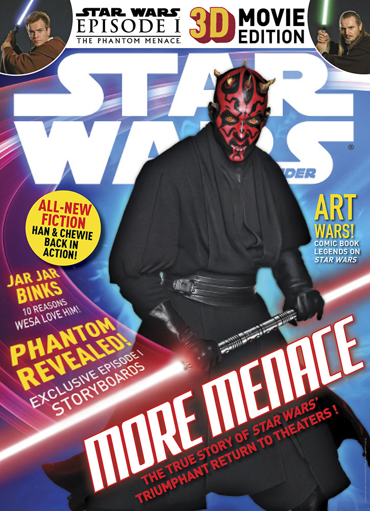 Star Wars Insider issue 131 cover