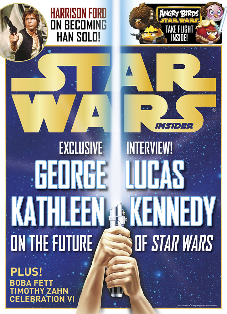 Star Wars Insider issue 138 cover