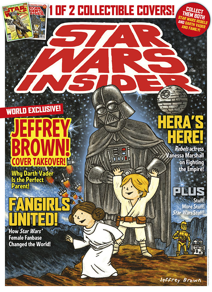 Star Wars Insider issue 151 cover