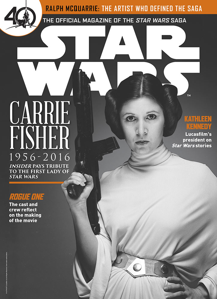 Star Wars Insider issue 171 cover