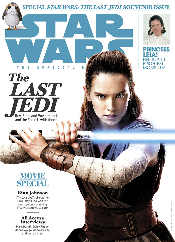 Star Wars Insider issue 178 cover