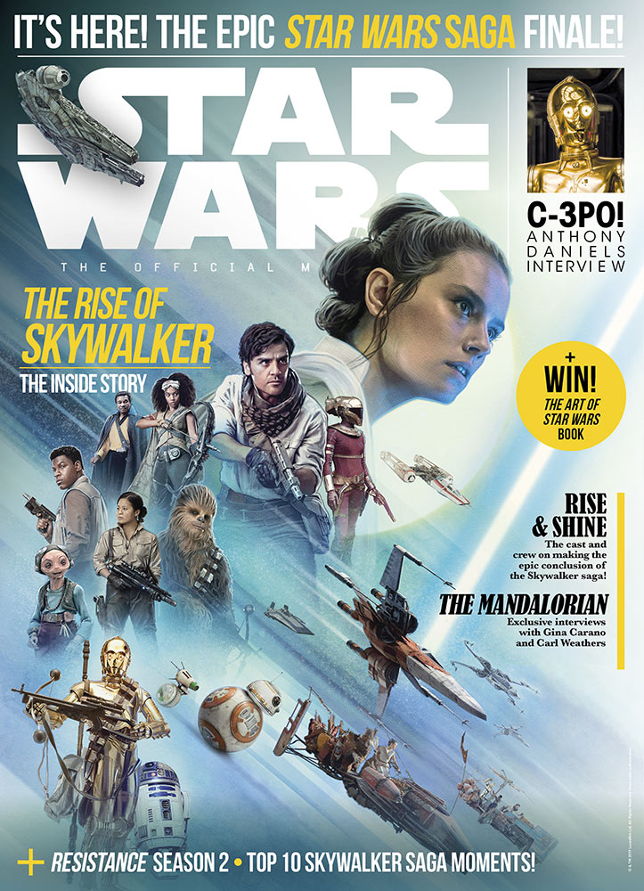 Star Wars Insider issue 194 cover