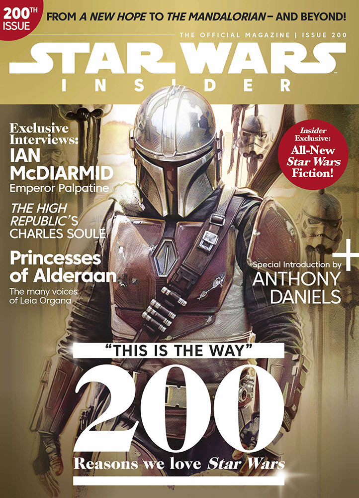 Star Wars Insider issue 200 cover