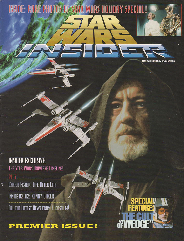 Star Wars Insider 23 cover