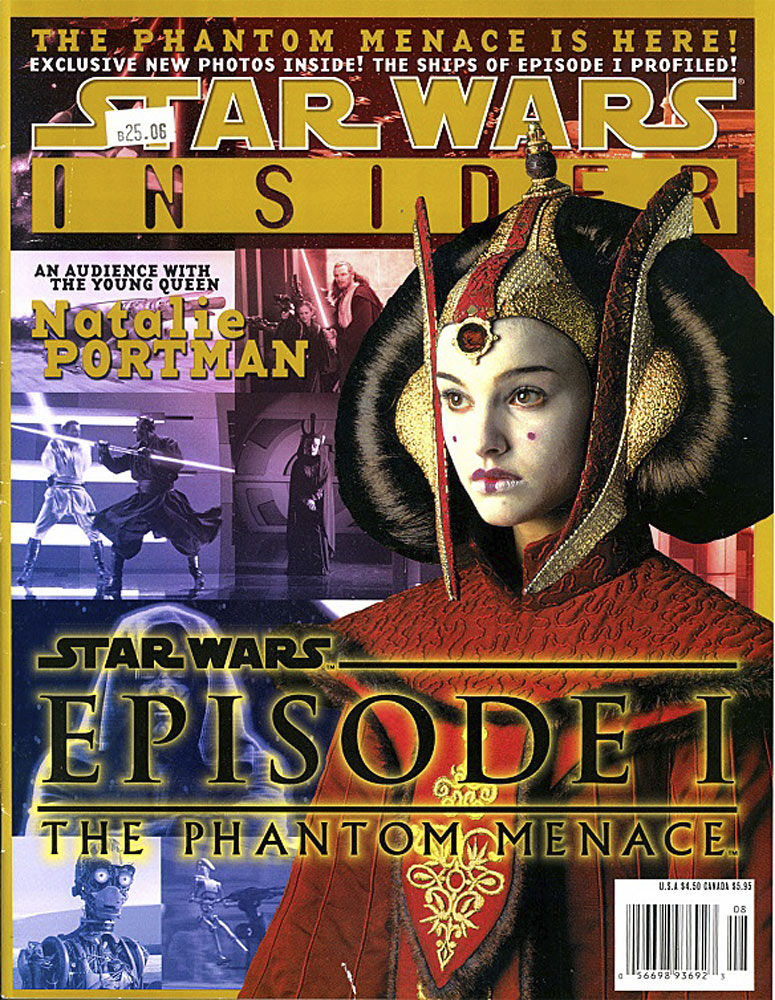 Star Wars Insider issue 44 cover