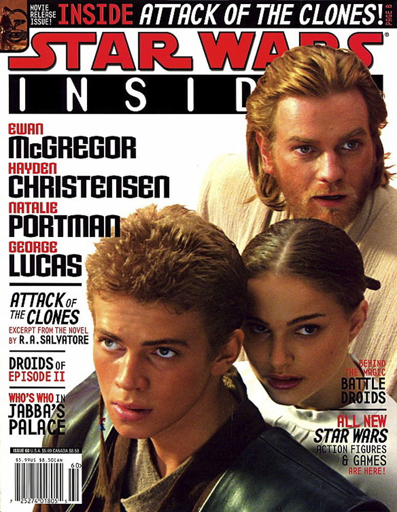 Star Wars Insider issue 60 cover