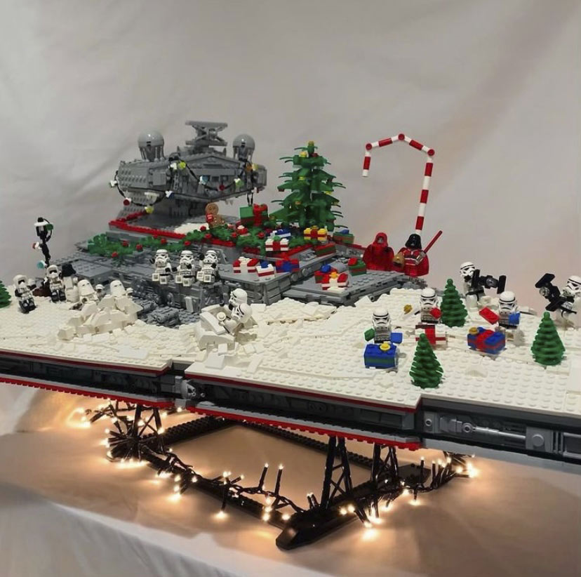 LEGO Star Wars Holiday contest submission - Dylan Drew