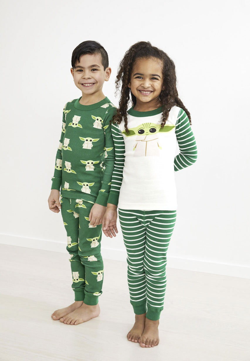Star Wars The Child Matching Pajamas from Hanna Andersson