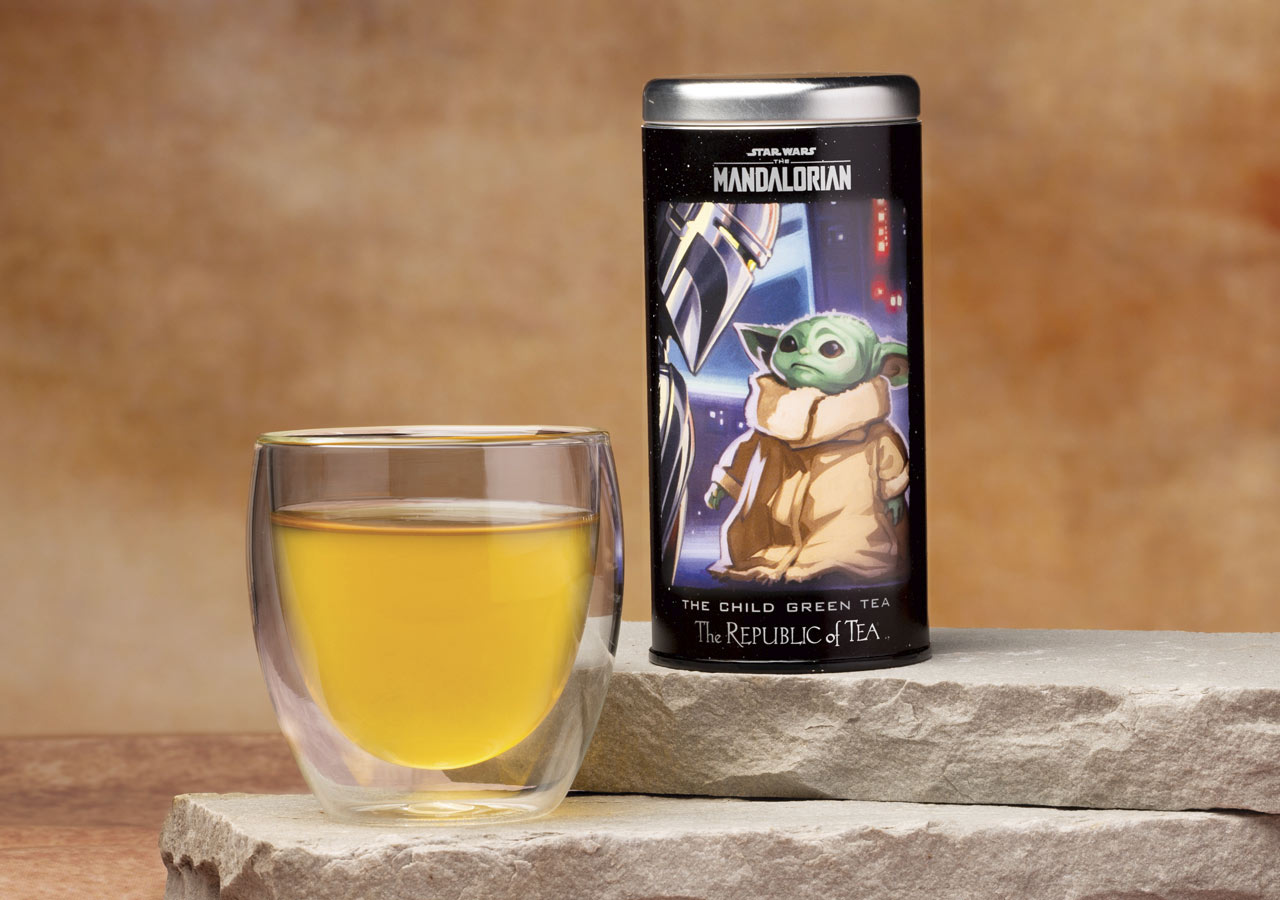 The Mandalorian The Child Green Tea from Republic of Tea