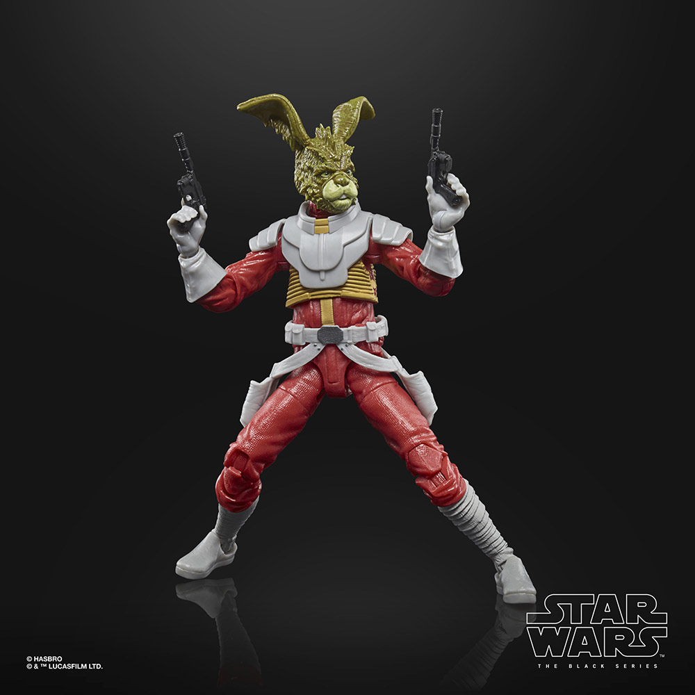 Hasbro's Black Series Jaxxon (Star Wars Adventures)