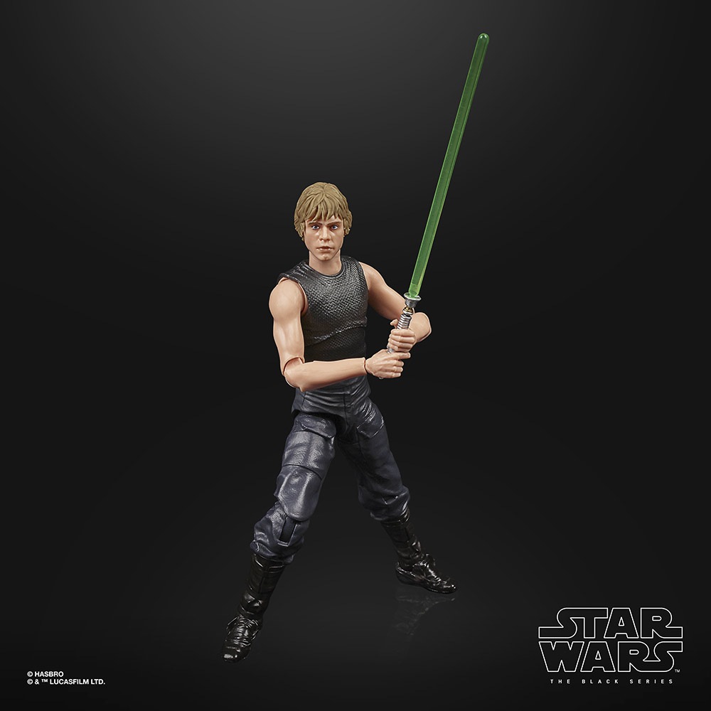 Hasbro's Black Series Luke Skywalker (Star Wars: Heir to the Empire)