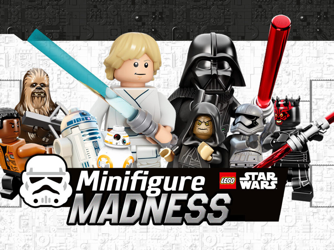 LEGO Star Wars Minifigure Madness