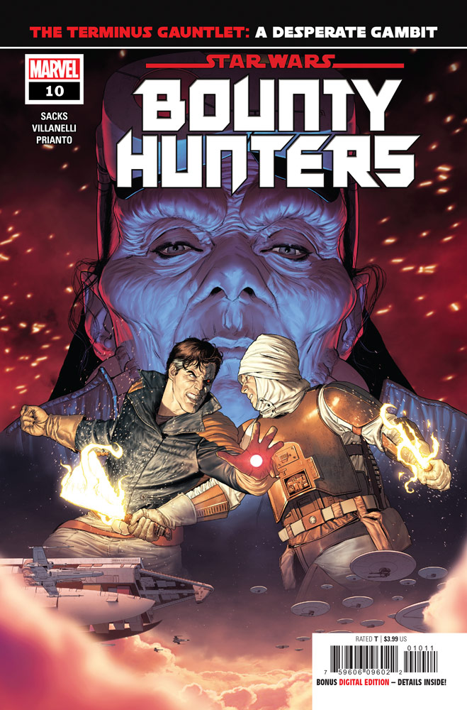 Star Wars: Bounty Hunters#10 preview 1