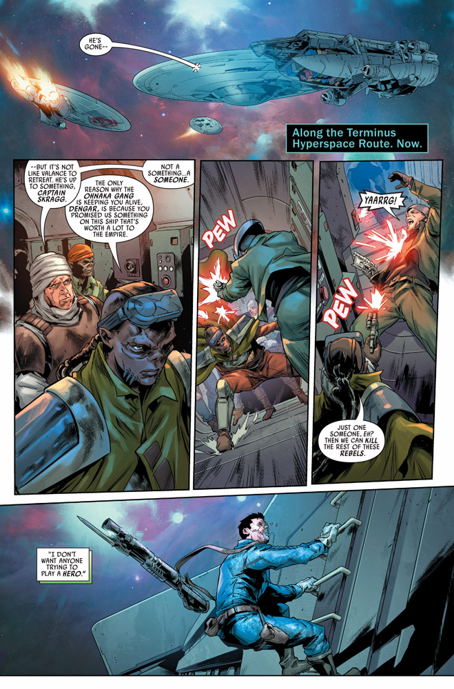 Star Wars: Bounty Hunters#10 preview 2