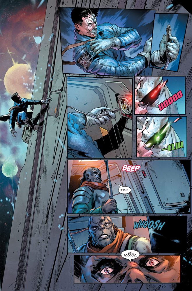Star Wars: Bounty Hunters#10 preview 3