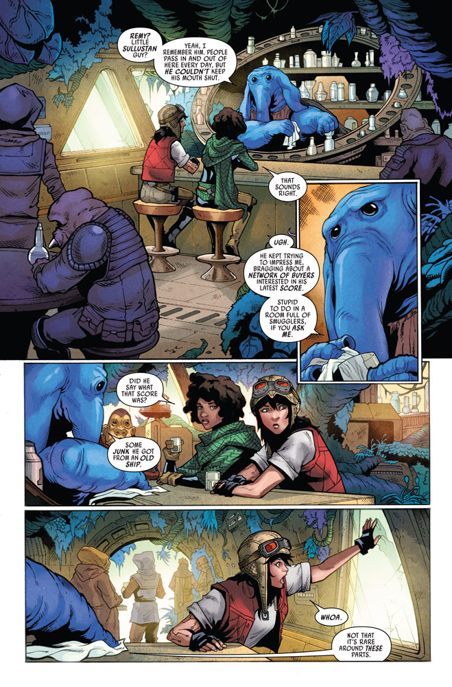 Star Wars: Doctor Aphra #8 preview 2