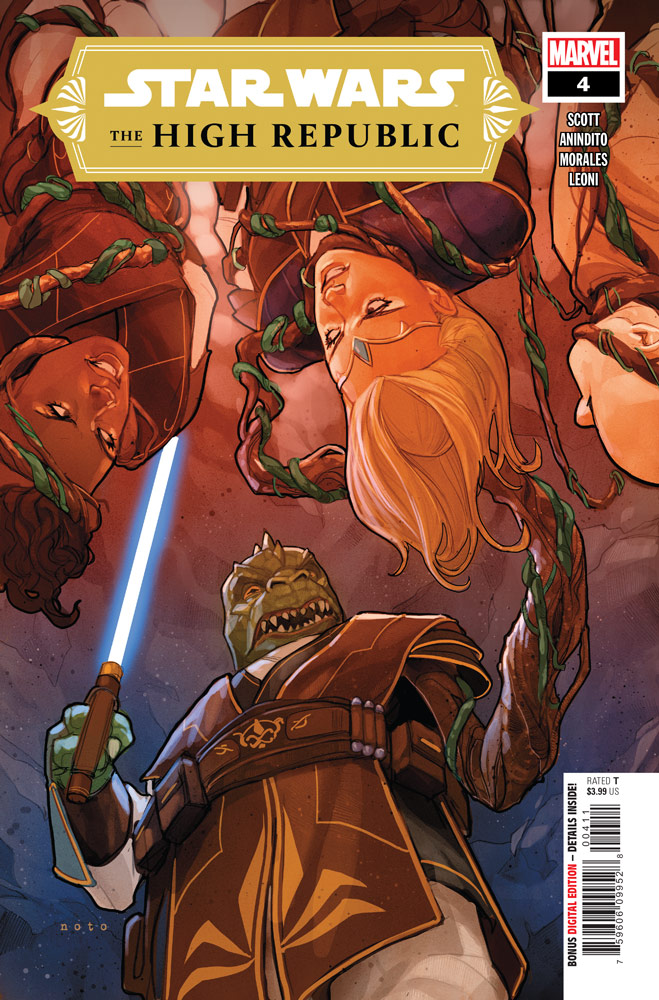 Marvel's Star Wars: The High Republic #4 preview 1