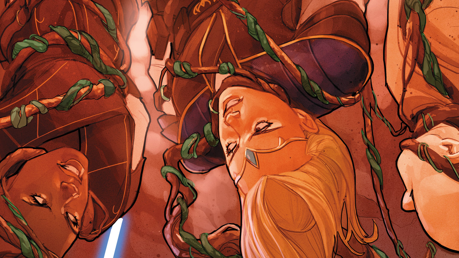 Marvel's Star Wars: The High Republic #4 cover