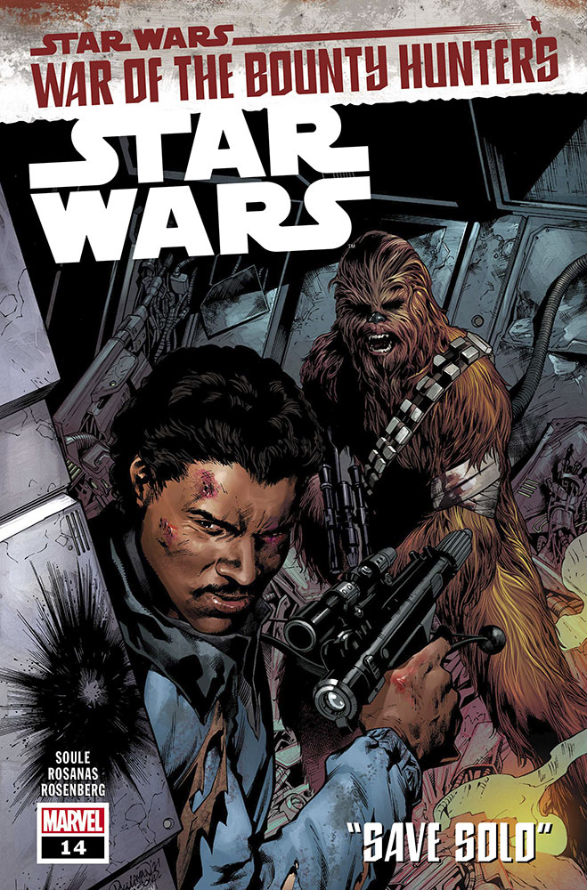 STAR WARS #14 cover