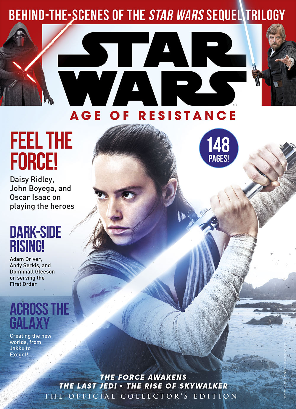 Star Wars: The Age of Resistance cover