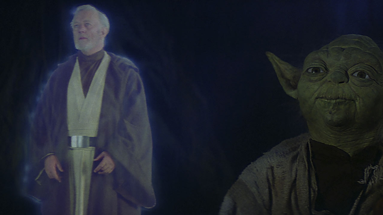 A Conversation with the Masters (Star Wars: The Empire Strikes Back)