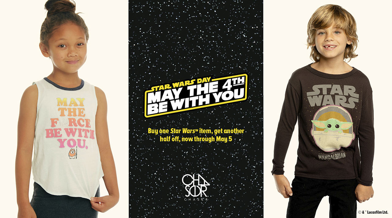 Chaser Brand Star Wars products