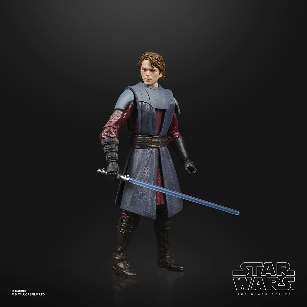 Hasbro's The Black Series - Anakin