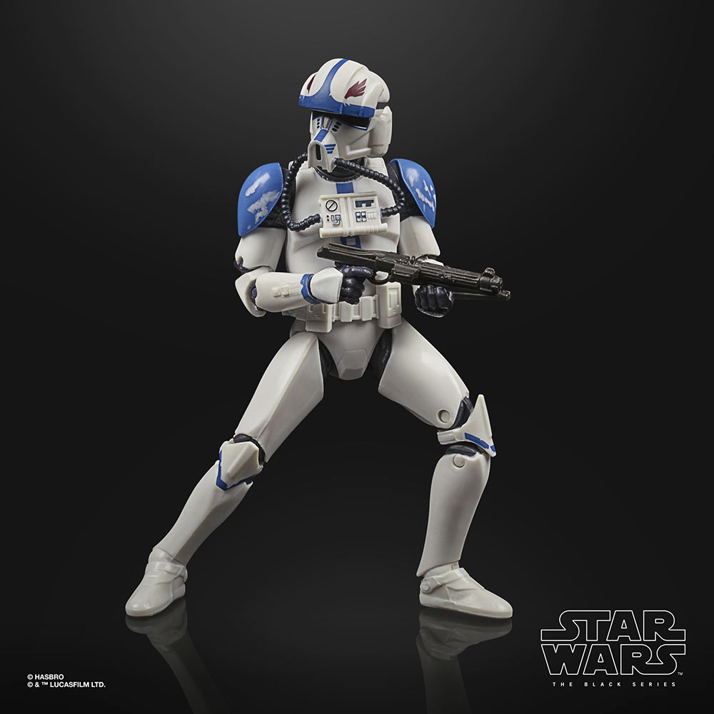 Hasbro's The Black Series - Clone Pilot Hawk