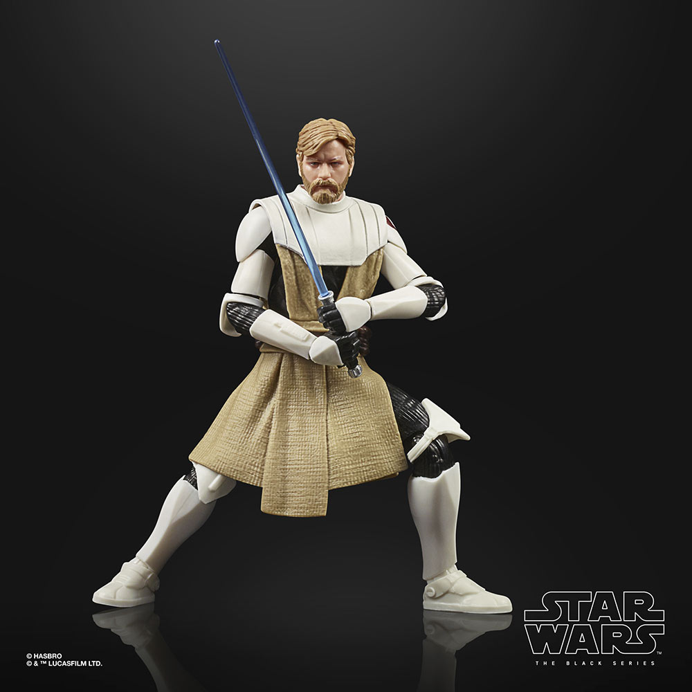 Hasbro's The Black Series - Obi-Wan