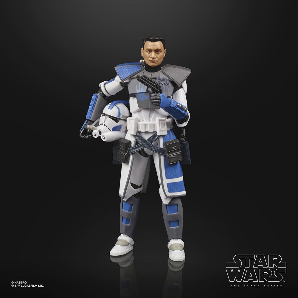 Hasbro's The Black Series - ARC Trooper Echo