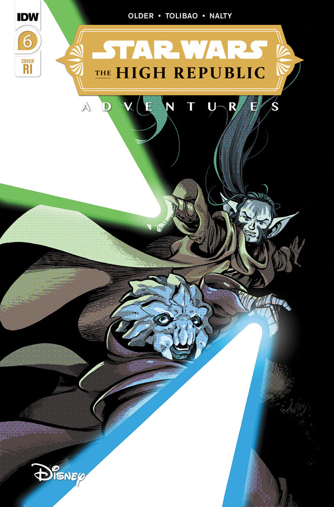 Star Wars: The High Republic Adventures #6 cover