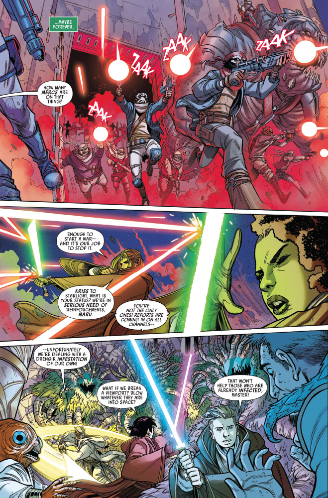 Star Wars: The High Republic #5 preview 5
