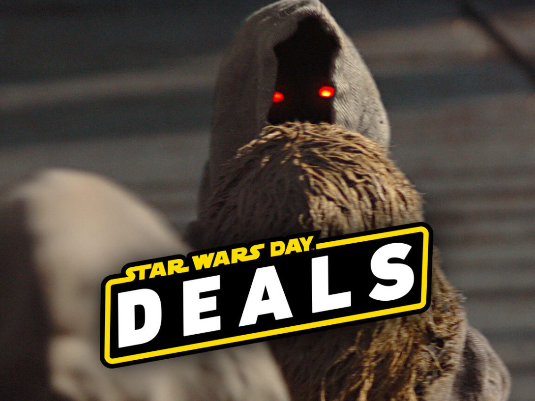 Star Wars Day 2021 Deals logo