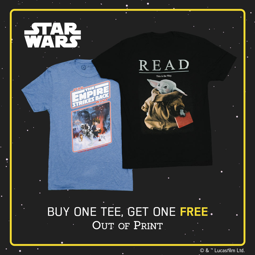 Out of Print Star Wars T-Shirts