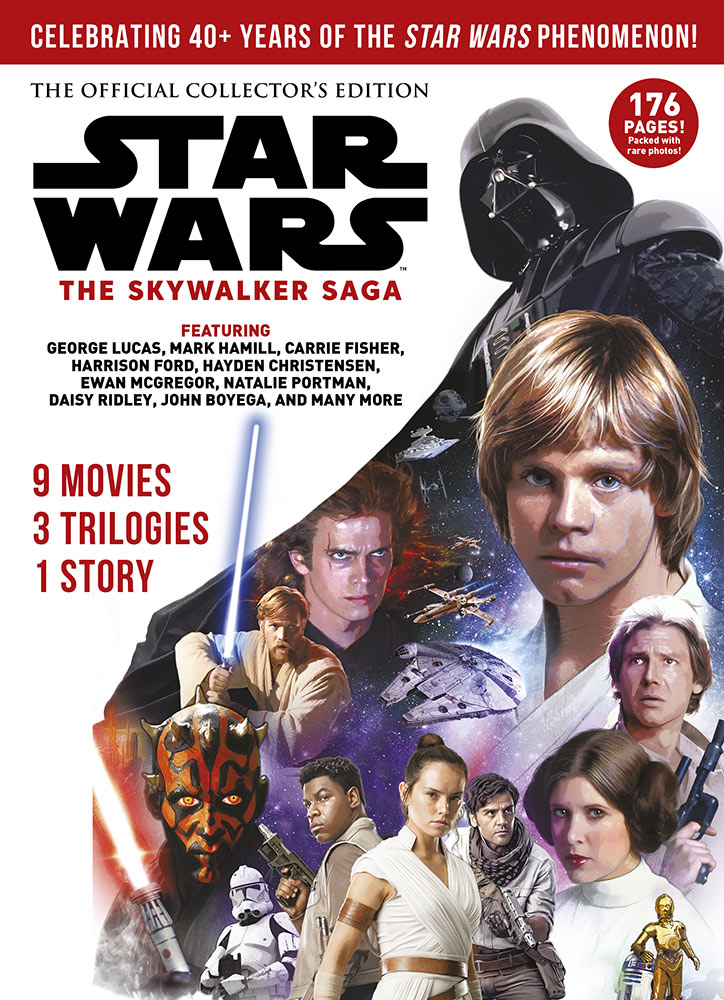 Star Wars: The Skywalker Saga – The Official Collector's Edition newsstand