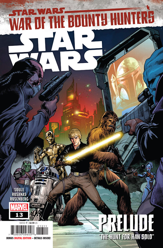 Star Wars #13 preview 1