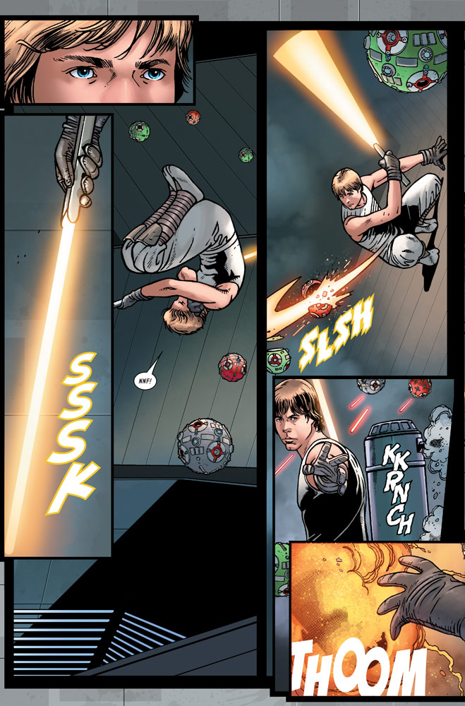 Star Wars #13 preview 3