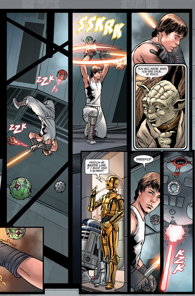 Star Wars #13 preview 4