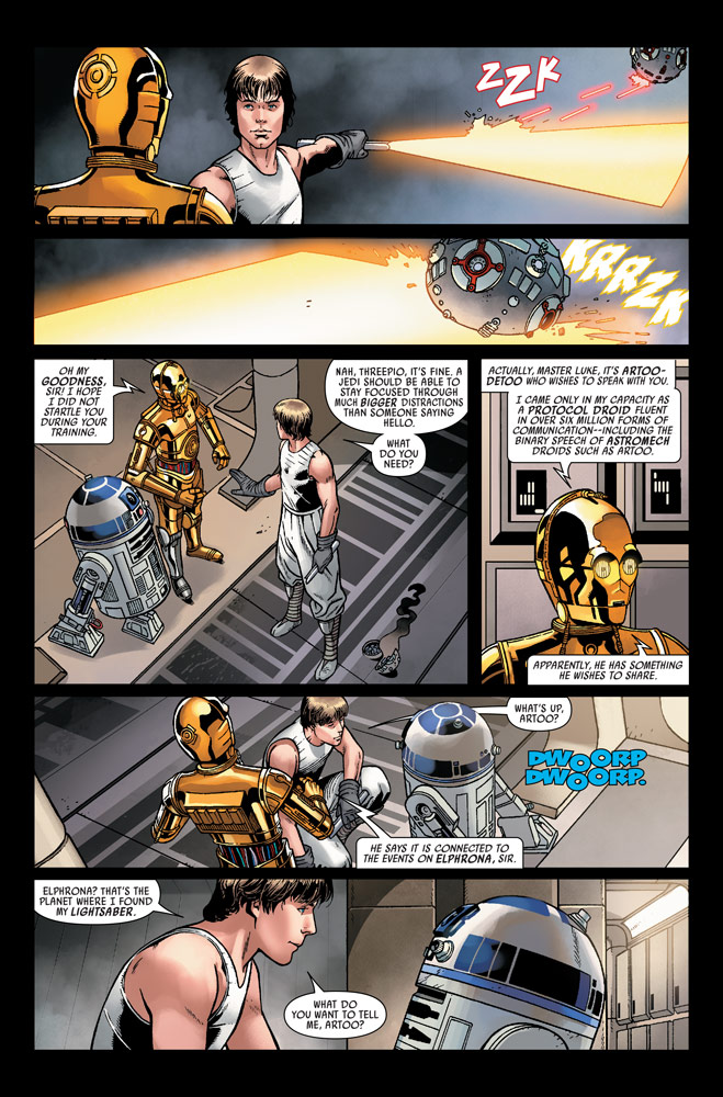 Star Wars #13 preview 5