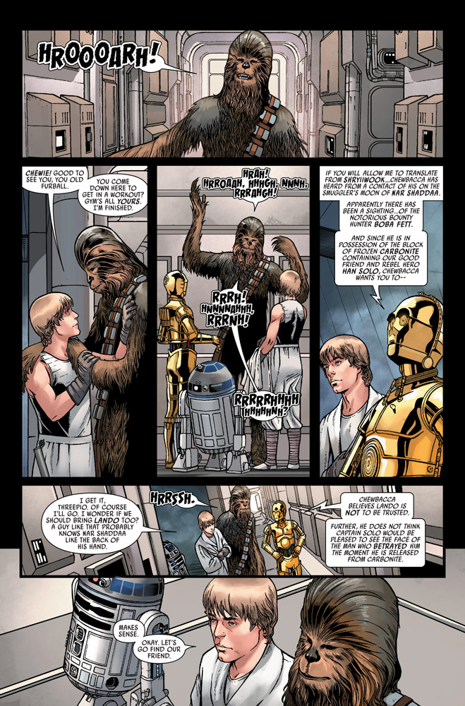 Star Wars #13 preview 6