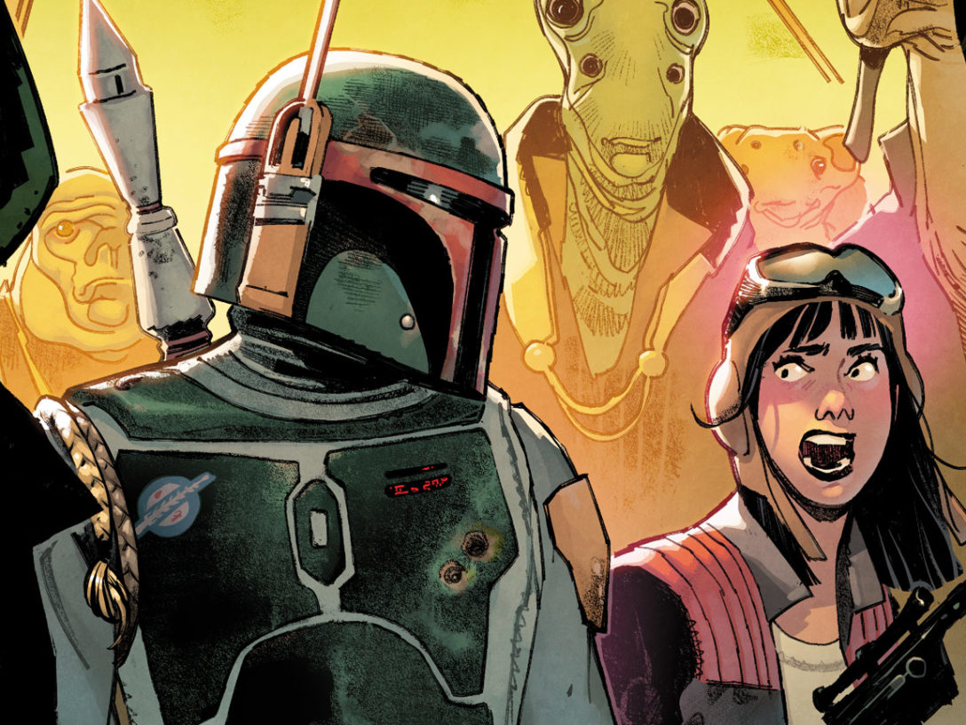 STAR WARS: DOCTOR APHRA #12
